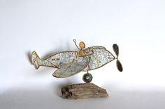 Metal Clay, Metal Art, Book Purse, Paper People, Art Du Fil, Iron Art, Book And Magazine, Craft Club, Wire Weaving