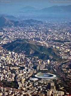 Estádio Maracanã  - Rio de Janeiro by Marco BR,