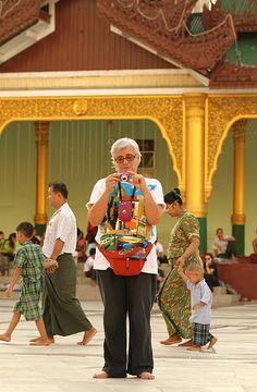 Shwedagon Pagoda, Yangon Shwedagon Pagoda, Yangon, Around The Worlds