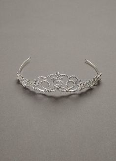 The perfect crown for the princess on her special day, this silver tiara features the number centered in the front of the headpiece. Available in Silver. Quinceanera Tiaras, Quinceanera Dresses, Headpiece Wedding, Bridal Headpieces, Wedding Tiaras, Silver Tiara, Quince Dresses, Tiaras And Crowns, Davids Bridal