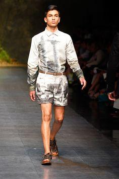 dolce and gabbana ss 2014 men fashion show runway 62 Dolce & Gabbana Mens SS14 Catwalk Show