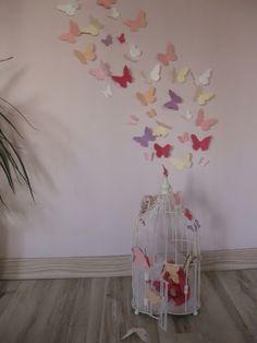 """DIY x4duros'13: """"Las mariposas de mis sueños"""" de Yolanda : x4duros.com"""