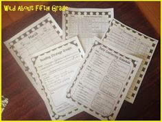 Looking for a better way for you and your students to track assessment data and organize your daily conferring and strategy group schedule during Reading, Writing and Math Workshop? Look no further - data tracking conferring binder blog post!!  #wildaboutfifthgrade