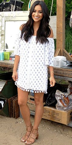 SHOP Tularosa Kennedy Dress Seen On SHAY MITCHELL