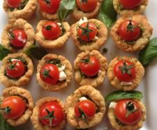 Recipe Italian tartlets by Amber.thermomix - Recipe of category Starters