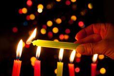 La noche de las velitas en Colombia es una tradición navideña