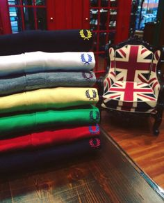 By Fred Perry - Inglaterra.