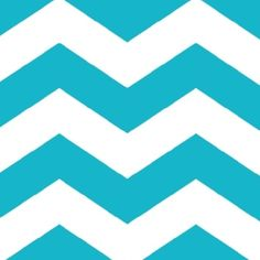 """Turquoise Chevron Party Placemats  Accent your party table with these """"must-have"""" turquoise & white chevron-patterned paper placemats. Measures 11.5"""" wide x 17.5"""" high. Package includes 20 placemats. Please allow two weeks for delivery."""