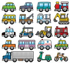 Find Vector Illustration Cartoon Car Set stock images in HD and millions of other royalty-free stock photos, illustrations and vectors in the Shutterstock collection. Thousands of new, high-quality pictures added every day. Art Drawings For Kids, Car Drawings, Drawing For Kids, Bus Art, Car Vector, Doodle Icon, Fabric Animals, Diy Car, Car Set