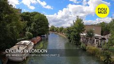 Cycling in London - EP.8 - When I cycled with a friend (part 2) - Little Venice - YouTube Cycling In London, Venice, Friends, Youtube, Amigos, Boyfriends, Youtubers, Youtube Movies, True Friends