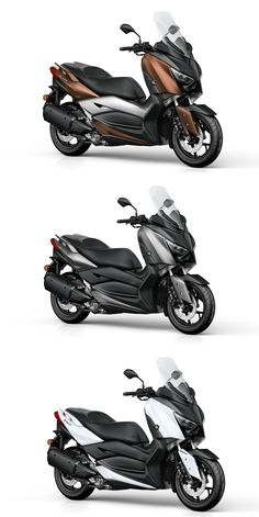 Yamaha Unwraps New Maxi-Scooter X-MAX 300