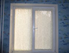 Несложный мастер-класс по изготовлению шторок для окна на липучках. Получится даже у новичков в шитье!