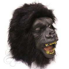 Excited to share this item from my #etsy shop: Deluxe Latex Realistic Animal Gorilla Mask Ape for Cosplay Halloween Party Props Carnival Carnival Photography, Photography Props, Latex Halloween Masks, Halloween Party, Gorilla Mask, Masquerade Fancy Dress, Head Mask, French Street Fashion, Fancy Dress Up