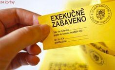 V exekuci je každý jedenáctý Čech. Průměrně dluží přes 75 tisíc korun