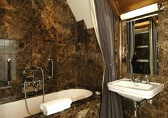 High End Bathroom Tile
