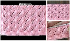 ÖRGÜM ELİMDE KEYFİM YERİNDE ÖRNEĞİ   Nazarca.com Baby Knitting Patterns, Knitting Stiches, Baby Hats Knitting, Knitted Hats, Tricot Baby, Angora, Cotton Rope, Crochet Designs, Crochet Yarn