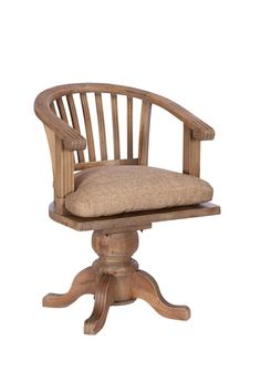 Bermuda Rotating Office Chair from George Tannahill & Sons