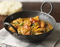 The Hairy Bikers balti chicken curry recipe :: top UK celebrity chef recipes :: easy curry recipes Hairy Bikers, Cooking Recipes, Healthy Recipes, Savoury Recipes, Skinny Recipes, Meal Recipes, Chef Recipes, Healthy Meals, Delicious Recipes