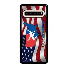 USA WRESTLING Samsung Galaxy S10 5G Case Cover  Vendor: Favocase Type: Samsung Galaxy S10 5G case Price: 14.90  This premium USA WRESTLING Samsung Galaxy S10 5G case will create premium style to yourSamsung S10 5G phone. Materials are from durable hard plastic or silicone rubber cases available in black and white color. Our case makers customize and design each case in high resolution printing with best quality sublimation ink that protect the back sides and corners of phone from bumps and… Samsung Note 8 Phone, Samsung S6 Edge Case, Samsung Galaxy Cases, Black And White Colour, Phone Covers, Silicone Rubber, Galaxy S8, American Flag, Wrestling