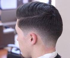 Hairstyles for men - men's Hairstyles - Fade hairstyle