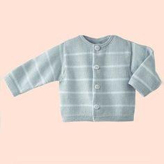 Gratis breipatroon Phil Coton 3 baby vest - Wolplein.nl
