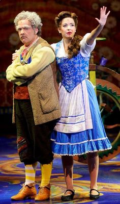 Broadway Grand Rapids Production of Beauty and the Beast at DeVos Performance…