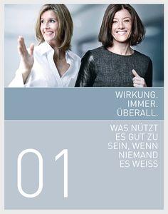 Wirkung.Immer.Überall. - Körpersprache-Seminar Monika Matschnig München