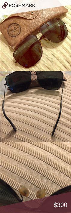 8261bd4e524 Ray-Ban vintage B L Caravan Sunglasses Authentic