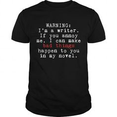 IM A WRITER T Shirts, Hoodies. Check Price ==► https://www.sunfrog.com/Jobs/IM-A-WRITER-Black-Guys.html?41382