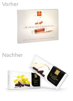 Vorher-Nachher_Chocolat Frey_Packaging Design_by SYNDICATE DESIGN AG #brand #packaging #design #food #Syndicate