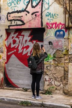 Street Art Gallery: Urban Artist Tour in Athens, Greece (part 1/2) | The Travel Tester
