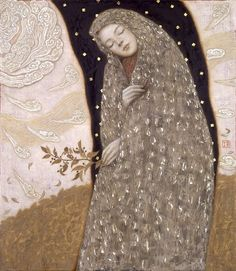 This is how I feel a good part of each day  3.22.13 -  by Toshiyuki Enoki