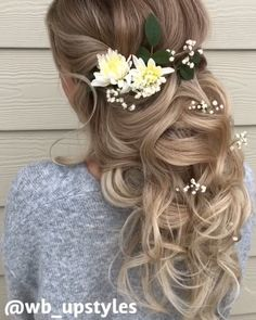 Hair video on how to create an updo formal hairstyles, down hairstyles, wedding hairstyles Formal Hairstyles, Down Hairstyles, Braided Hairstyles, Hairstyles Videos, Homecoming Hairstyles, Wedding Hairstyles For Long Hair, Bridesmaid Hair, Prom Hair, Prom Updo
