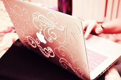 Pink Mac Book cover for girls Computer Cover, Best Computer, Laptop Covers, Keyboard Cover, Computer Laptop, Capa Macbook Air, Macbook Air Cover, Macbook Decal, Macbook Case