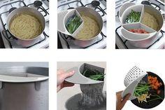 Eco cook - Ideia para uma cozinha cada vez mais sustentável