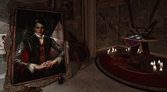 Sokolov's Paintings | Dishonored