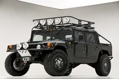 RCH Designs Custom Built Hummer H1