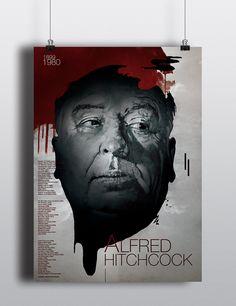 'Hitchcock' by Michał Miszkurka on wall-being