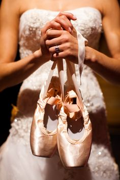 ballet inspired wedding theme