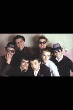 My heroes, madness