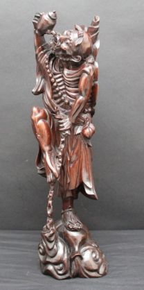 CHINESE FIGURE on AntiqueForSale from Martlesham Antiques
