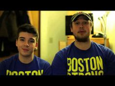 Boston Strong creators talk about Ink to the People - YouTube