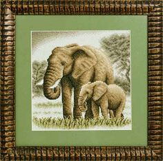 Gallery.ru / Фото #15 - 98 - markisa81 ~ Elephant Cross Stitch