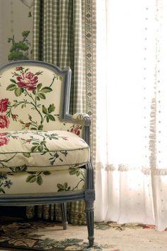 Leta Austin Foster. Love this chair.