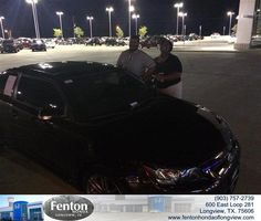 "https://flic.kr/p/usGkLD | Congratulations to Dekeelan Brown on your #Scion #TC from Jose Valenzuela at Fenton Honda of Longview! #NewCar | <a href=""http://www.fentonhondaoflongview.com/?utm_source=Flickr&utm_medium=DMaxxPhoto&utm_campaign=DeliveryMaxx"" rel=""nofollow"">www.fentonhondaoflongview.com/?utm_source=Flickr&utm_...</a>"