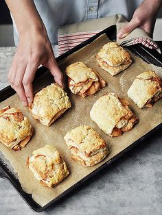 Joy the Baker's to-die-for apple pie biscuits