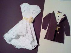 Distintivos de boda