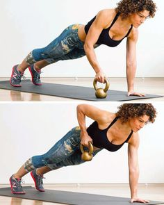 Kettlebell Workout - definitely need to try this one!