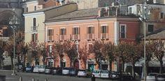 For sale in Sulmona in the historical center.