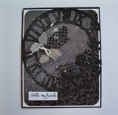 Márcia - cartões: P&B